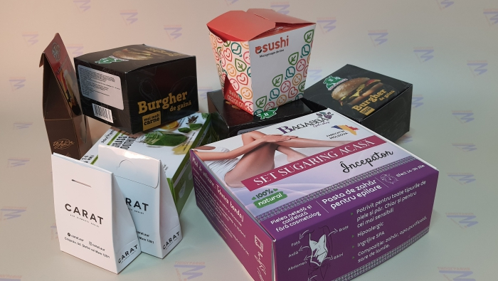 Картонные коробки на заказ Фото 1
