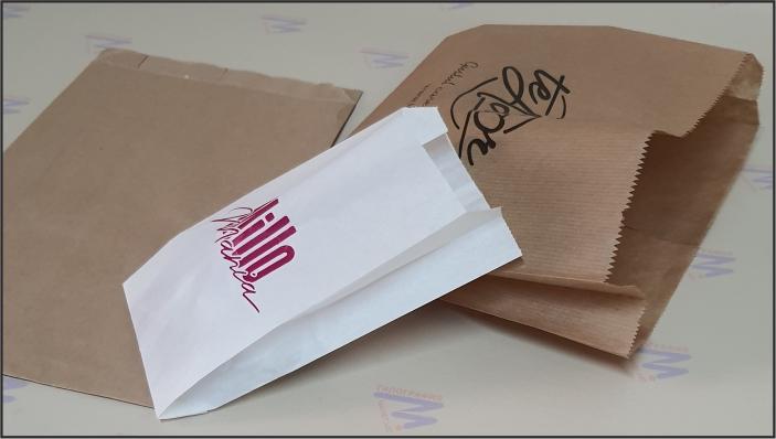 саше пакет с логотипом - фото 1